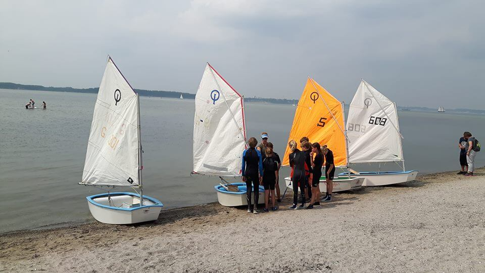 Lerne das Segeln bei uns in Laboe / Kiel!